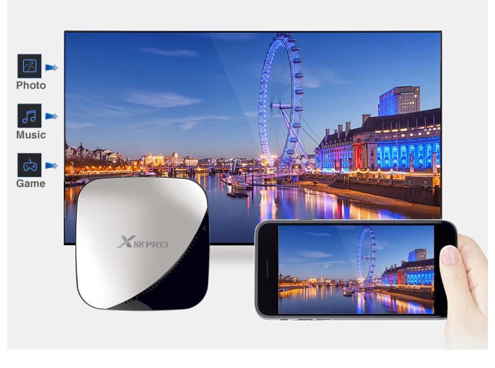 Duality Design Android TV Box